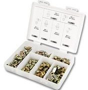 GROZ GFT/KIT/M-80 - Grease Fitting Kit Metric 80pcs Set