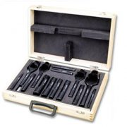 GROZ HPL/14-ST - Hollow Punch Set 14-Pc