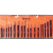 GROZ KIT/24/ST - Punch & Chisel Kit 24pcs