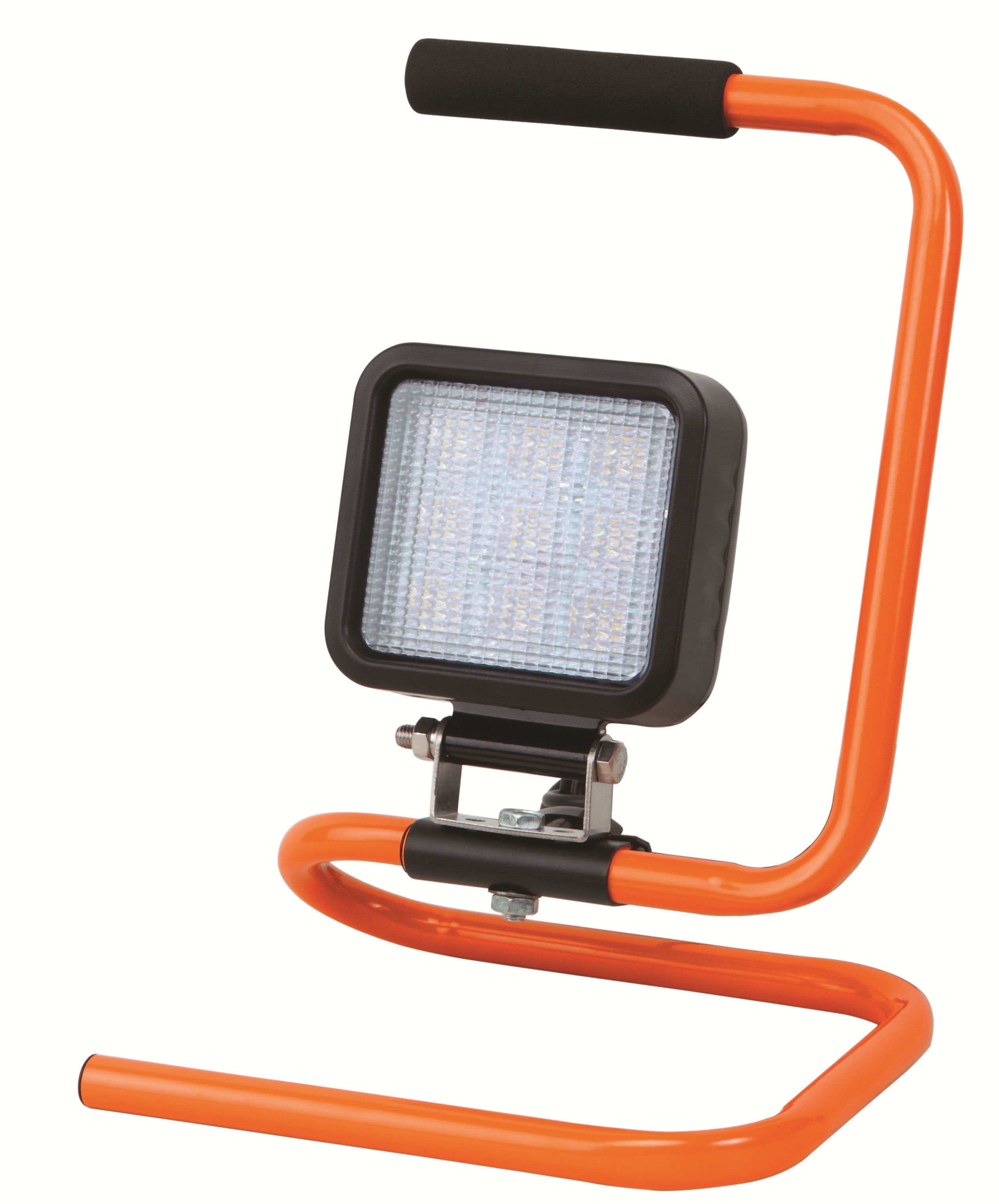 GROZ LED/601 - Portable Lamp w/Stand; 1600 Lumens; 27W