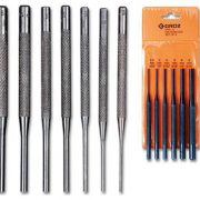 GROZ PPR/6/ST - Pin Punch Set 6-Pc