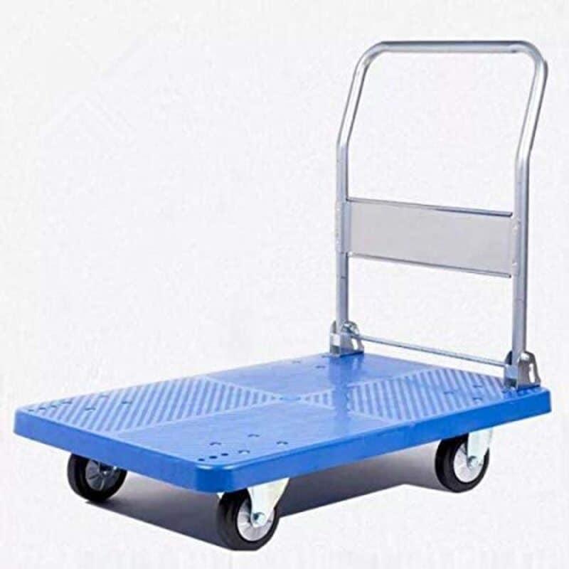 GAZELLE G2502 - Platform Trolley – Steel Bed w/Folding Handle