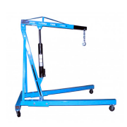GAZELLE BDJ20 - Heavy Duty Shop Crane Foldable; Cap: 2000Kg