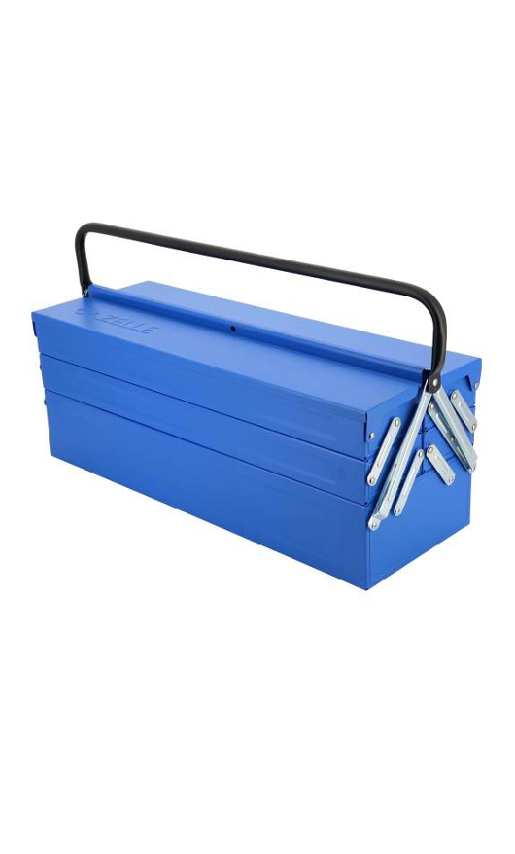 GAZELLE G2021 - G2021 21 Inch 5 tray cantilever tool box