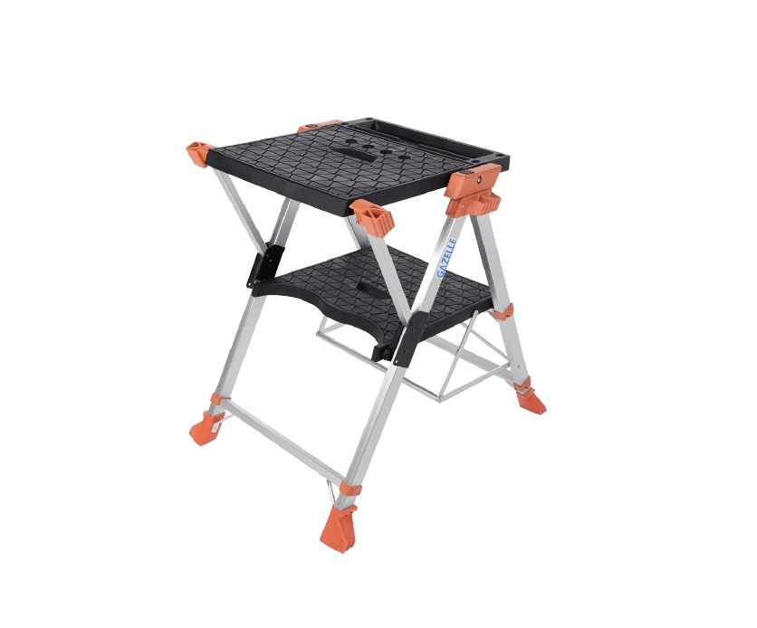 GAZELLE G5103 - Step Ladder & Workbench 300lbs