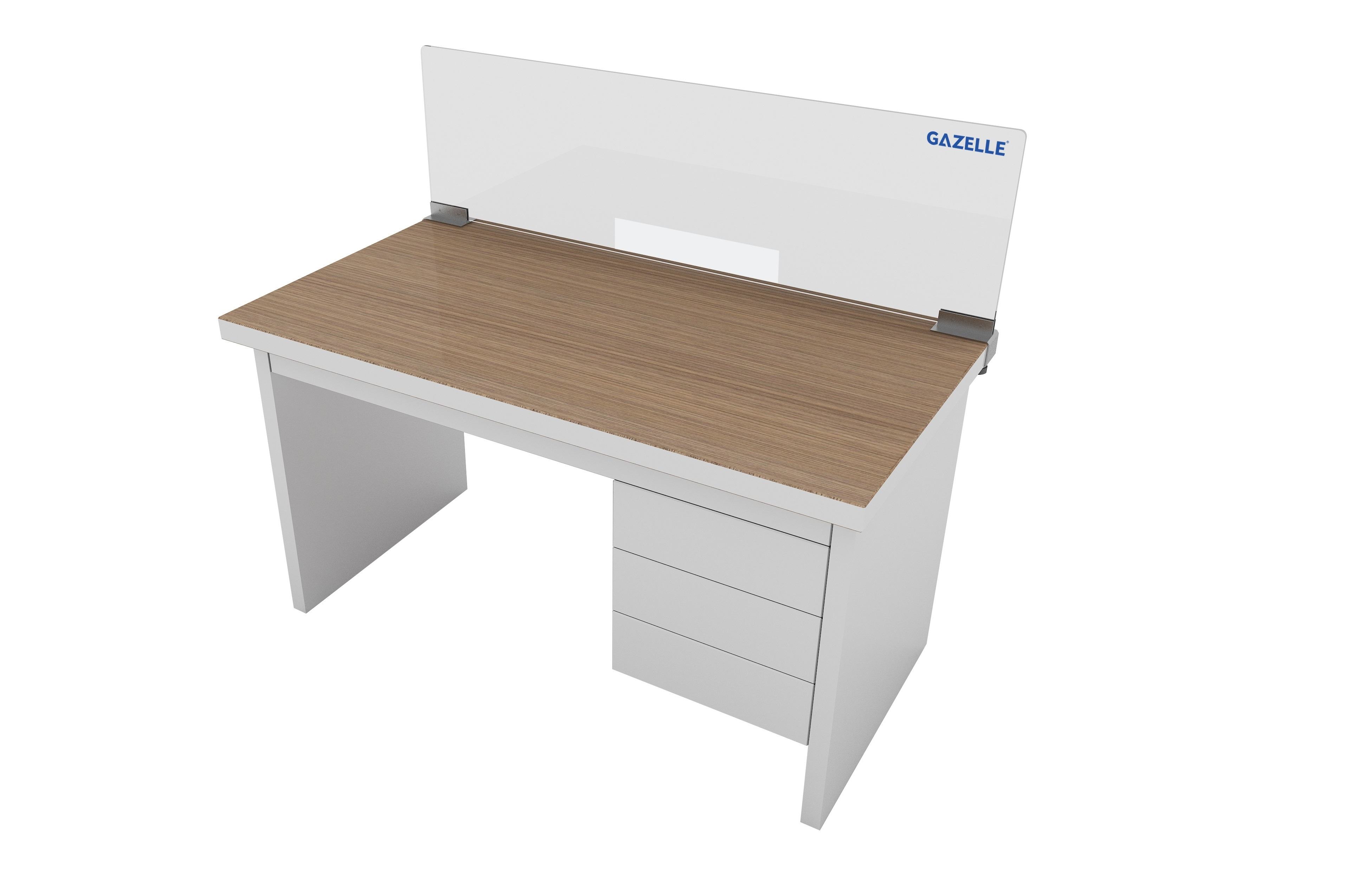 Gazelle_G9612 Front Desk Partition