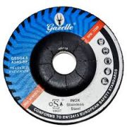 GAZELLE GSSG4.5-4 - Stainless Steel Grinding Disc 4.5in – 115 x 4 x 22mm