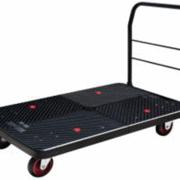 GAZELLE G2503 - Platform Trolley – Steel Bed w/Folding Handle