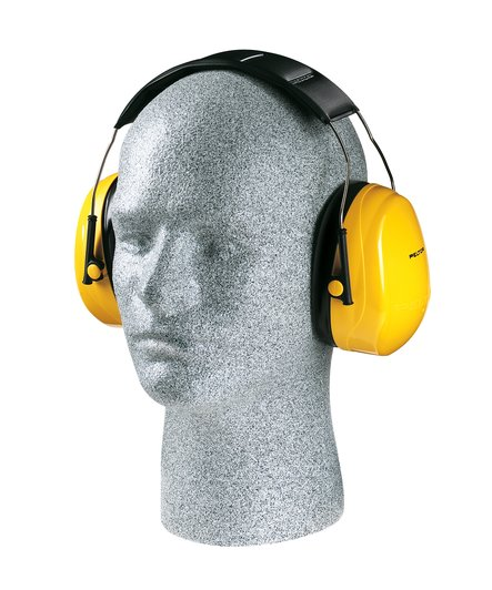3M H9A - Earmuffs, Ear-Protection Over-the-Head