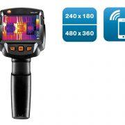 TESTO 871 - Thermal Imager 240×180 pixels, App