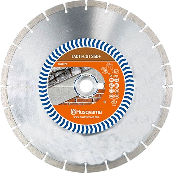 HUSQVARNA 579816420 - TACTI-CUT S50 Diamond blades