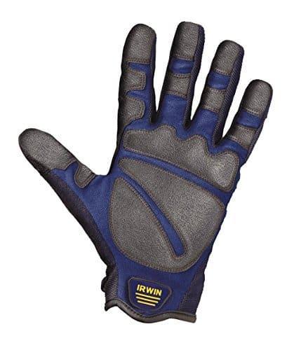IRWIN 10503826 - Heavy Duty Jobsite Gloves –  Large