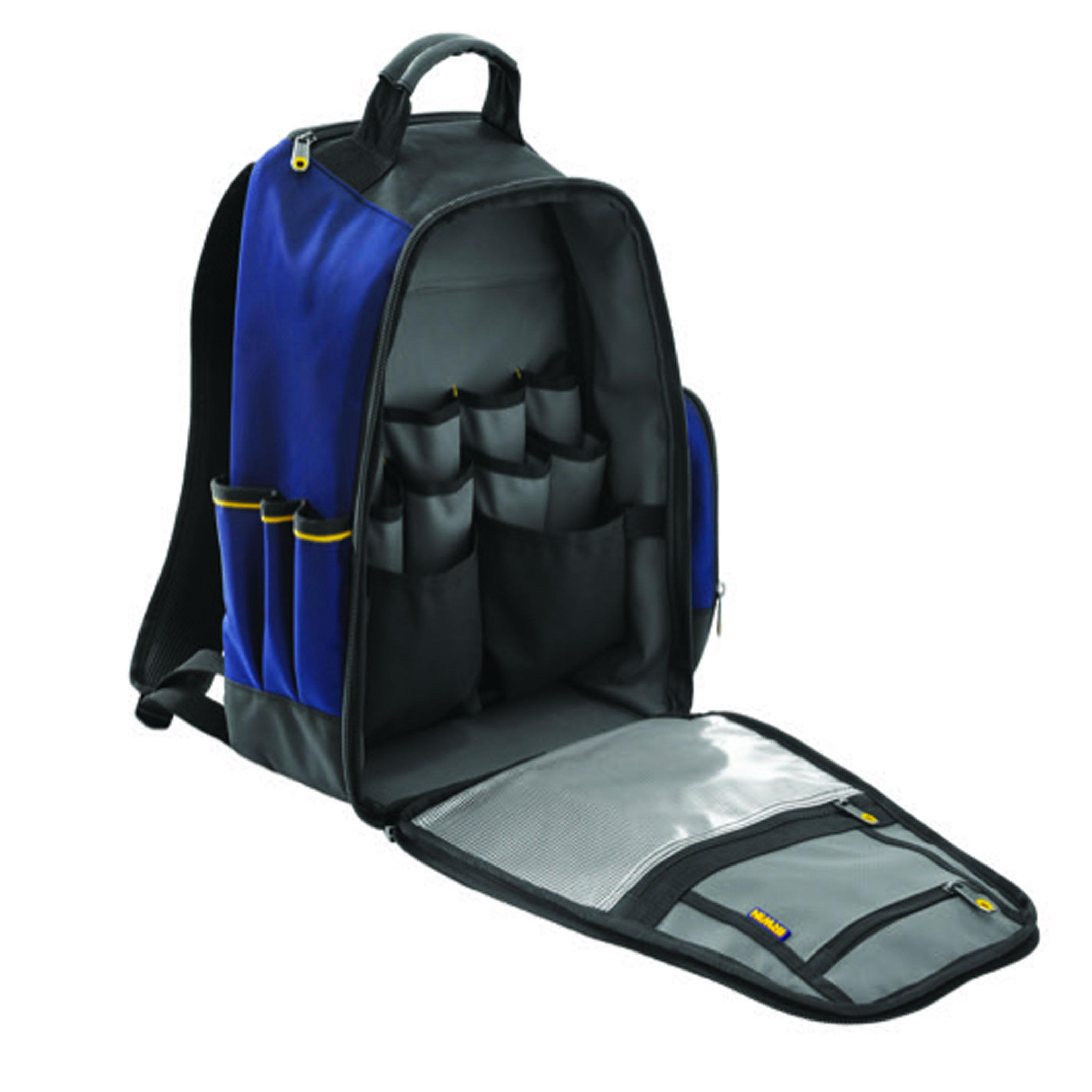 IRWIN 2017826 - Defender Backpack 330 x 175 x 470 mm, 1680 Denier Material