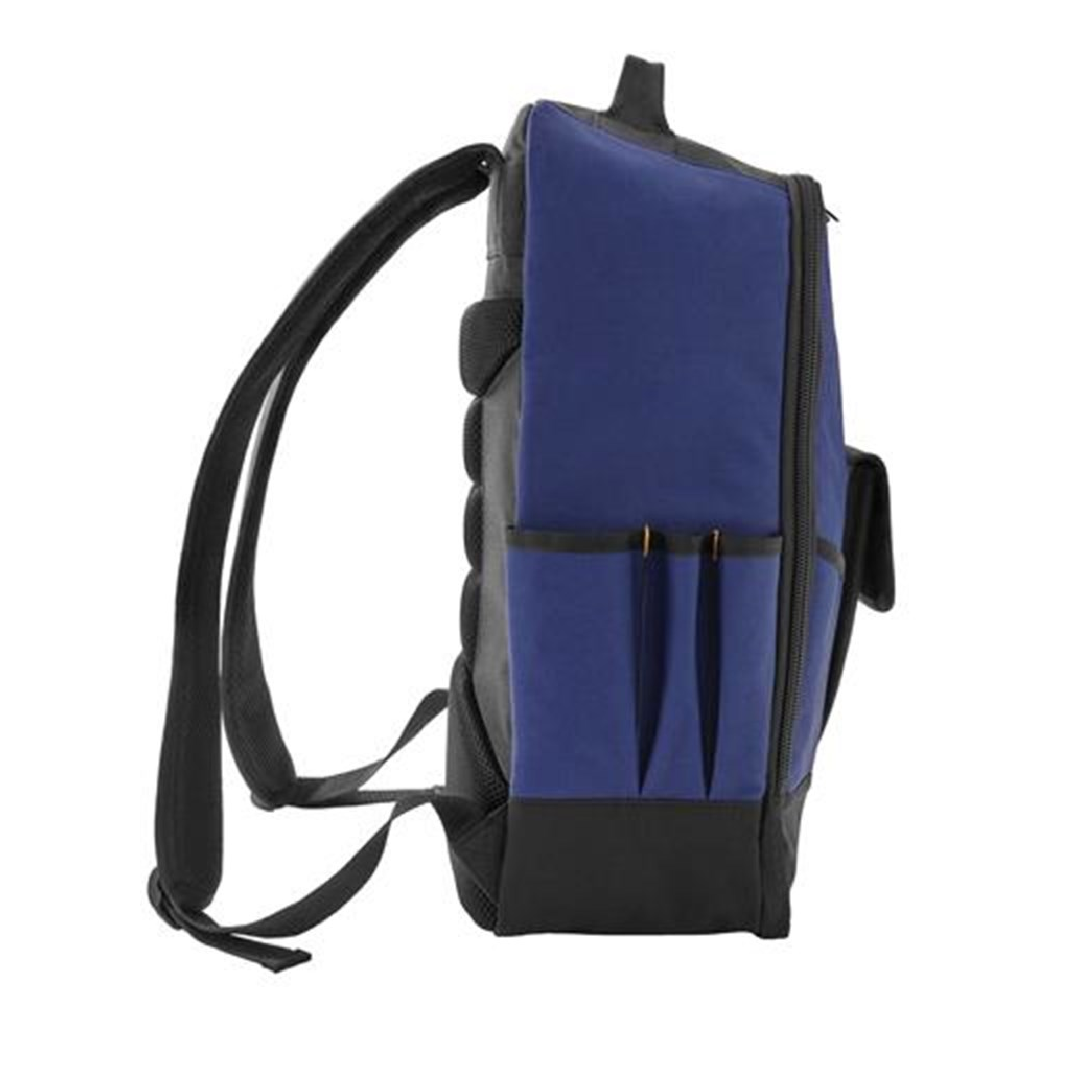 - Foundation Backpack380 x 165 x 485 mm, 600 denier water-resistant, rubber feet,