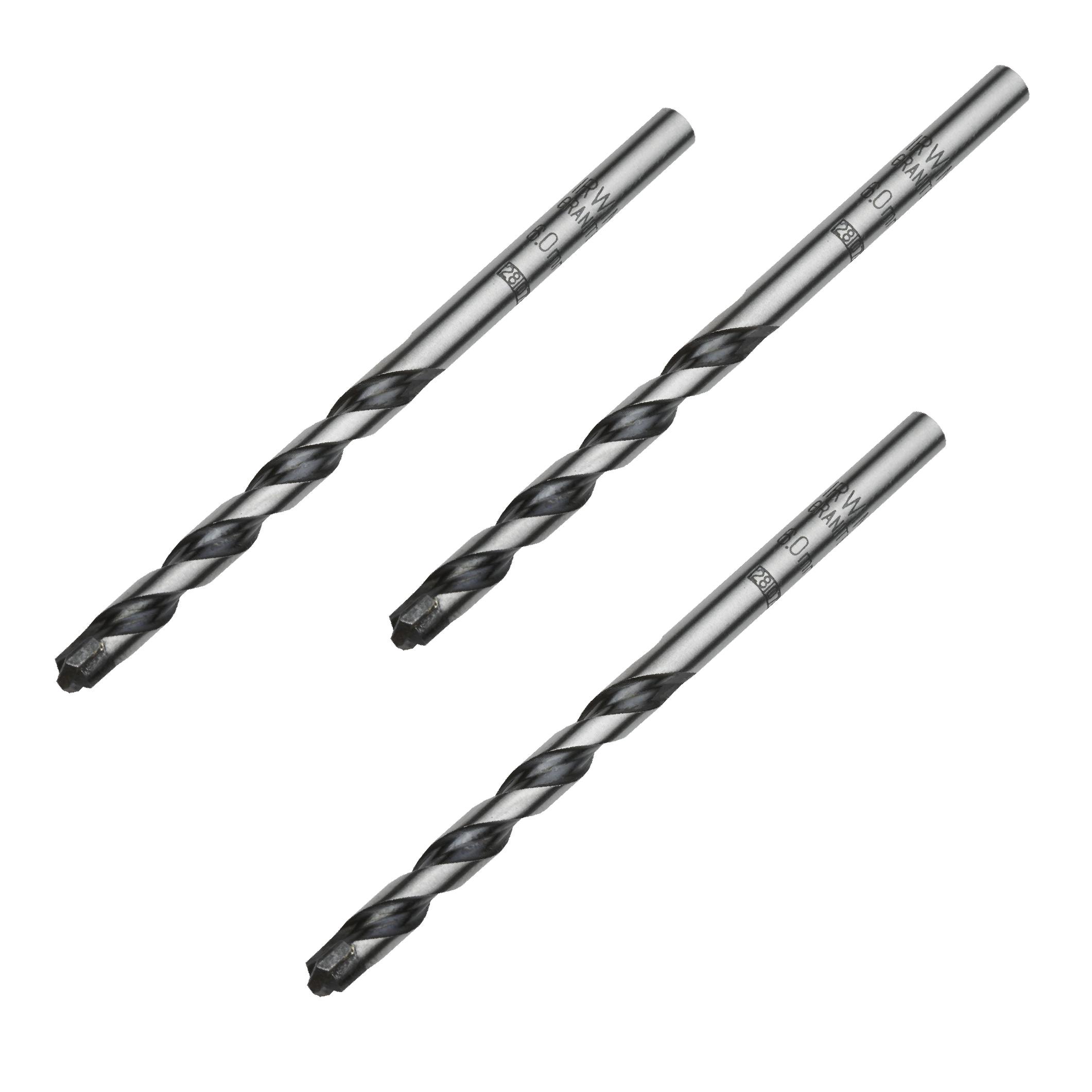 Granite Drill Bits