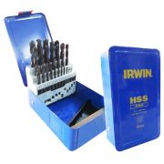 IRWIN 10502504 - HSS Pro Drill Bit 25 Pcs Set 1.0-13.0mm