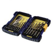 IRWIN 10503730 - HSS Cobalt Drill Bit Set; 25Pcs 1.0-13.0mm