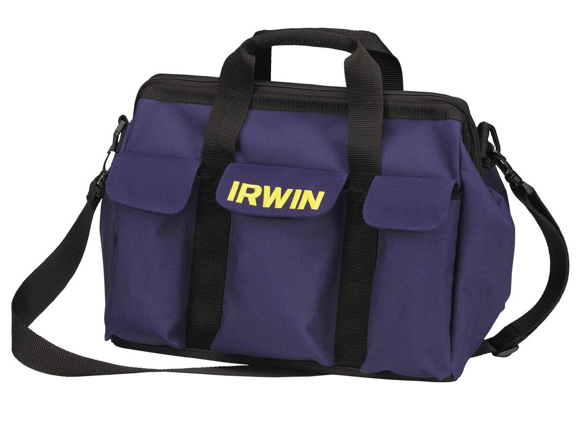 IRWIN 10503820 - Professional Soft Tool Bag; Size L38 x D27 x H24cm