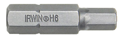 IRWIN 10504347 - 1/4″ Hexagonal Bits 4x25mm (Pack of 10Pcs)