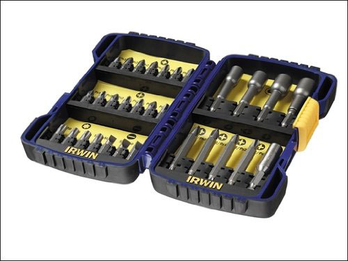 IRWIN 10504386 - Pro-Screwdriver Bit Set 31 Pieces