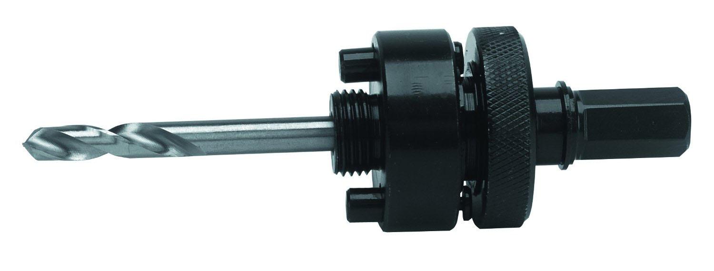 IRWIN 10504536 - Holesaw Mandrel 9.5mm fits 14-30mm