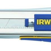 IRWIN 10504553 - Snap Off Utility Knife 25mm