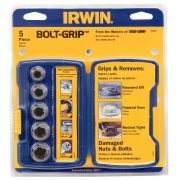 TEKIRO 10504634 - Bolt Grip Fastener Remover 5Pcs