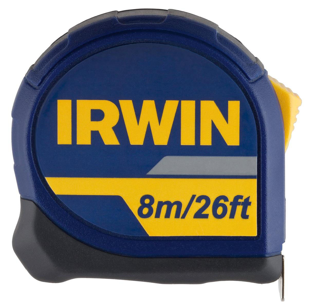 IRWIN 10507789 - Standard measuring tape 8m/26ft