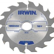 IRWIN 1897086 - Professional Wood Circular Saw Blades 5in /  20mm x 16T x 16mm