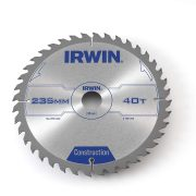 IRWIN 1897208 - Professional Wood Circular Saw Blades 9in / 235 x 40T x 30 mm