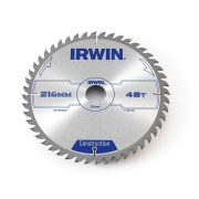 IRWIN 1897209 - Professional Wood Circular Saw Blades 8.5in / 216 x 48T x 30 mm