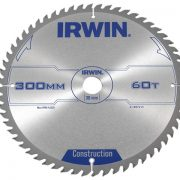 IRWIN 1897213 - Professional Wood Circular Saw Blade; 300x60Tx30mm