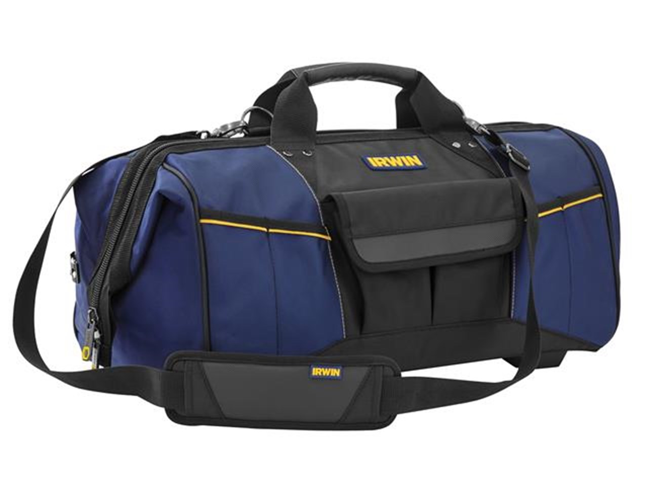 IRWIN 2017824 - Defender ToolBag 550mm/22In550 x 300 x 300 mm, 1680 Denier Material