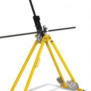 IRWIN T090700B/EL25 - Hilmor Conduit Bending Machine 20/25mm formers + Vice