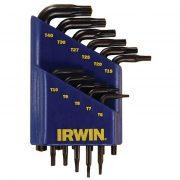 IRWIN T10758 - Torx Key Set; T6-T40; 11Pcs