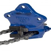 IRWIN T183C - Chain Pipe Vice; Capacity 1/2 to 8in (12-200mm)