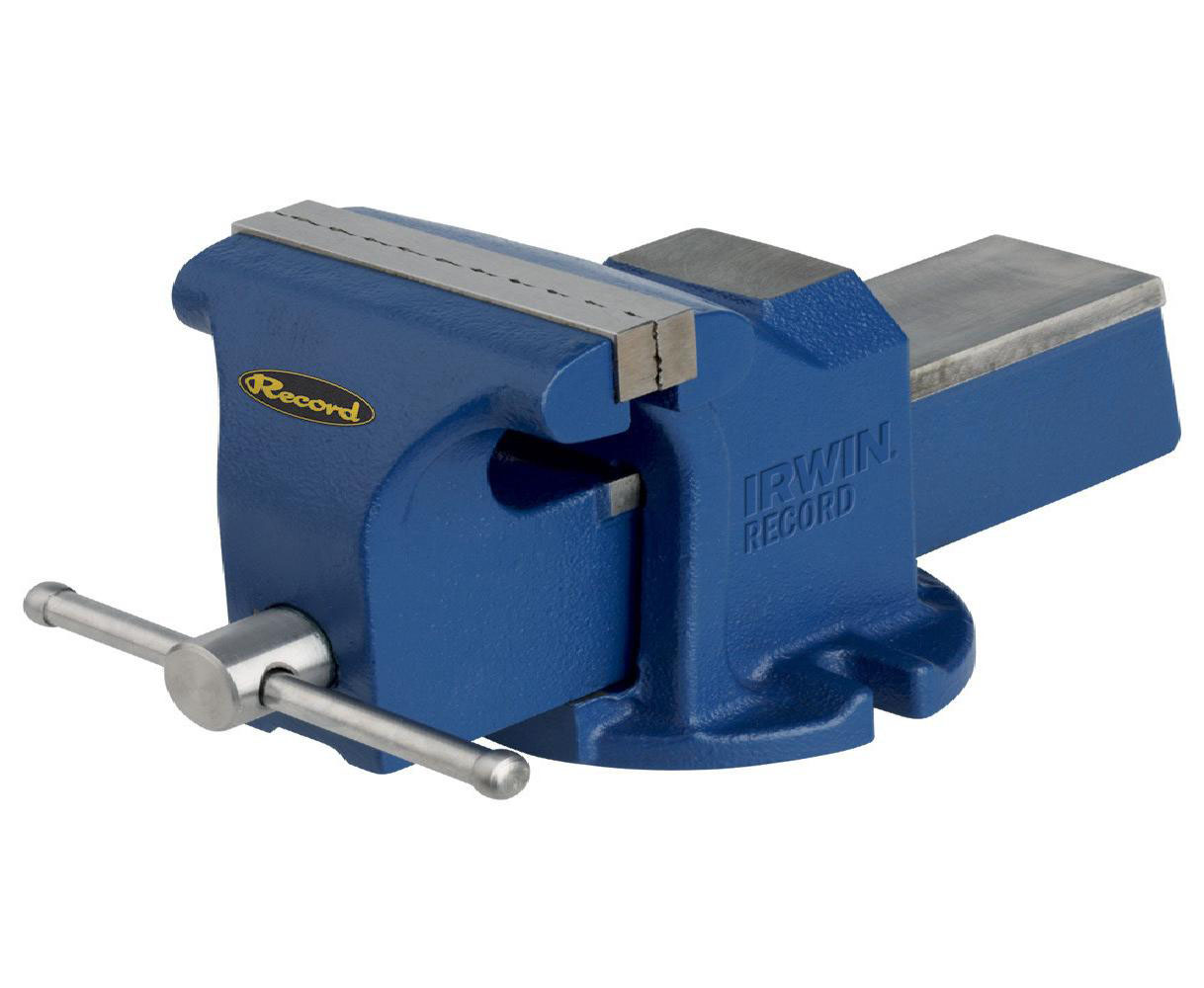IRWIN T41211000 - Record 1Ton-E Workshop Vice 4-inch