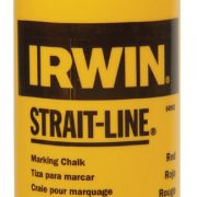 IRWIN T64802 - Marking Chalk Red 4oz