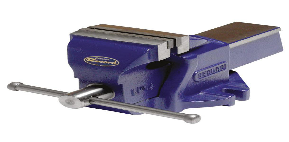 IRWIN T6TON-6VSB - Record Workshop Vice w/swivel base 6-inch