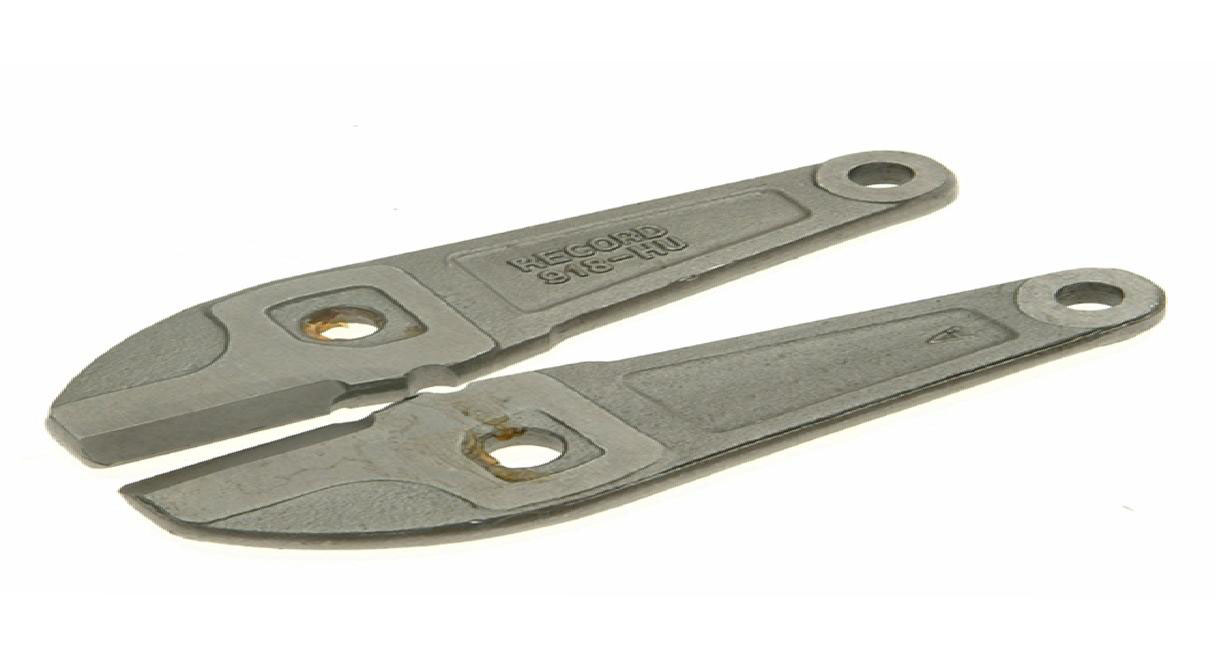 IRWIN TJ942H - Pair of High Tensile Replacement Jaws for 942 Bolt Cutter