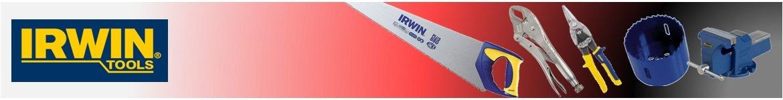 IRWIN banner