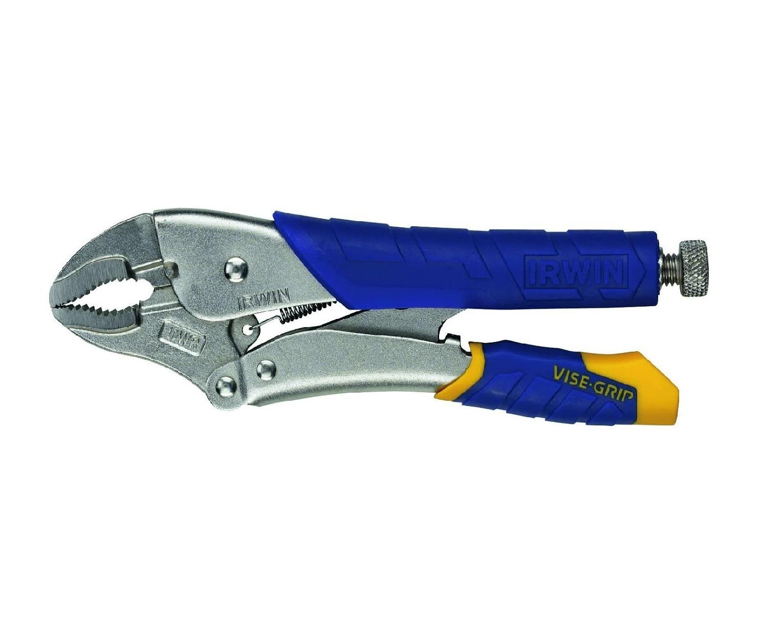 IRWIN T07T - Fast Release Locking Plier w/Cutter 7-inch