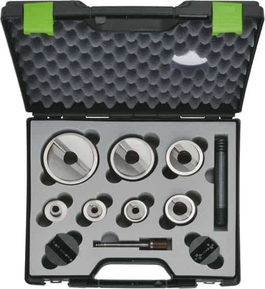 Klauke 52055440SET - Punch, Set Speed c/w Lock & Draw Stud, ISO32/40/50/63