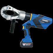 Klauke EK135FTCFM - EK 135 FT Battery powered hydraulic crimping tool 10-630 mm²