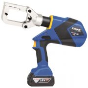 Klauke EK60UNVCFM - Battery powered Hydraulic universal tool 6-300 mm; Cut, Crimp & Punch