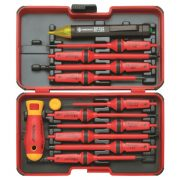 Klauke KL301IS - Klauke E-smart box 13-pce. Insulated Screw Driver Set