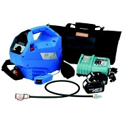 Klauke TRAHP700LSET - AHP 700-L Battery powered hydraulic pump, 700bar w/transport rucksack