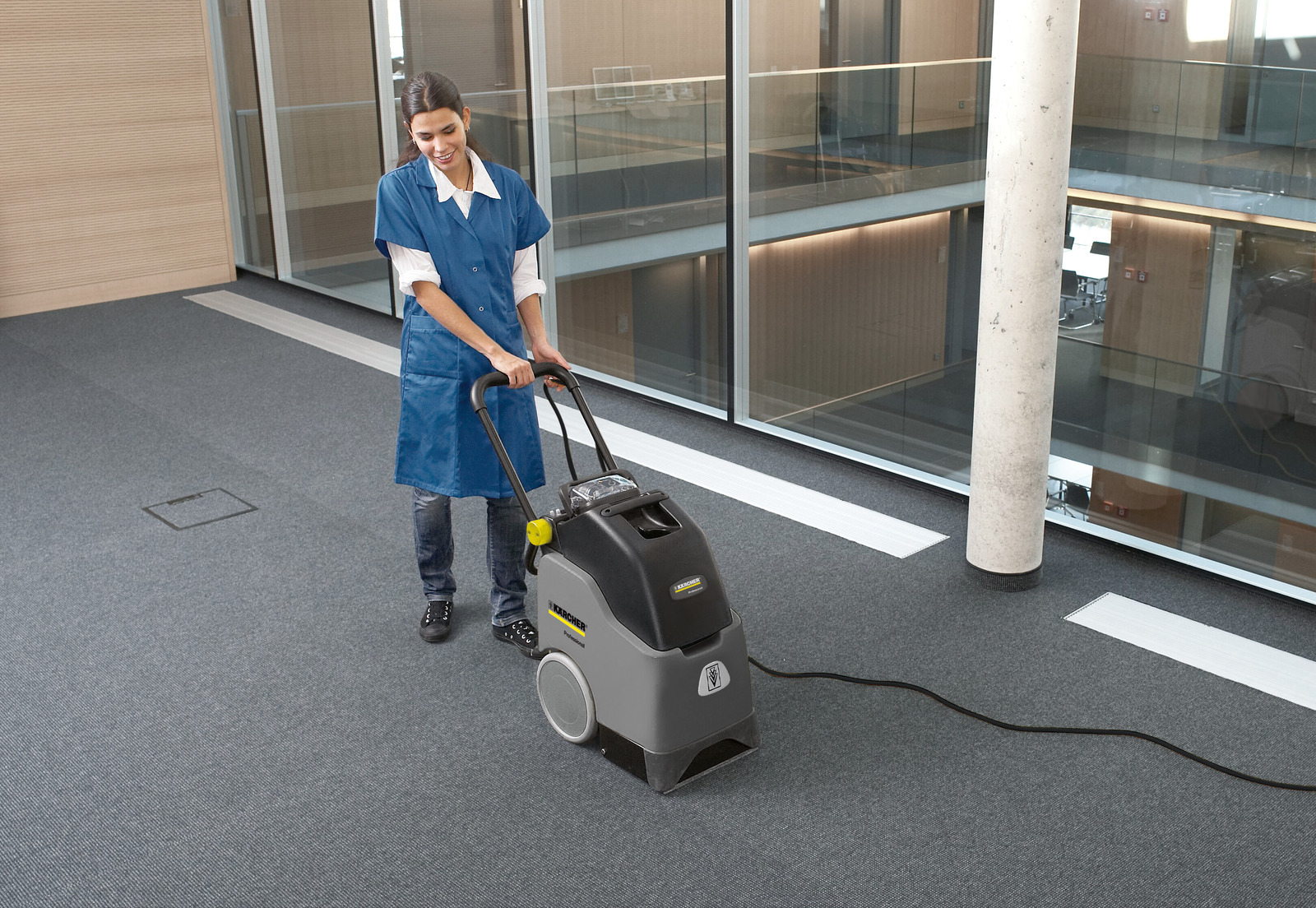 - BRC 30/15 C Carpet Cleaner