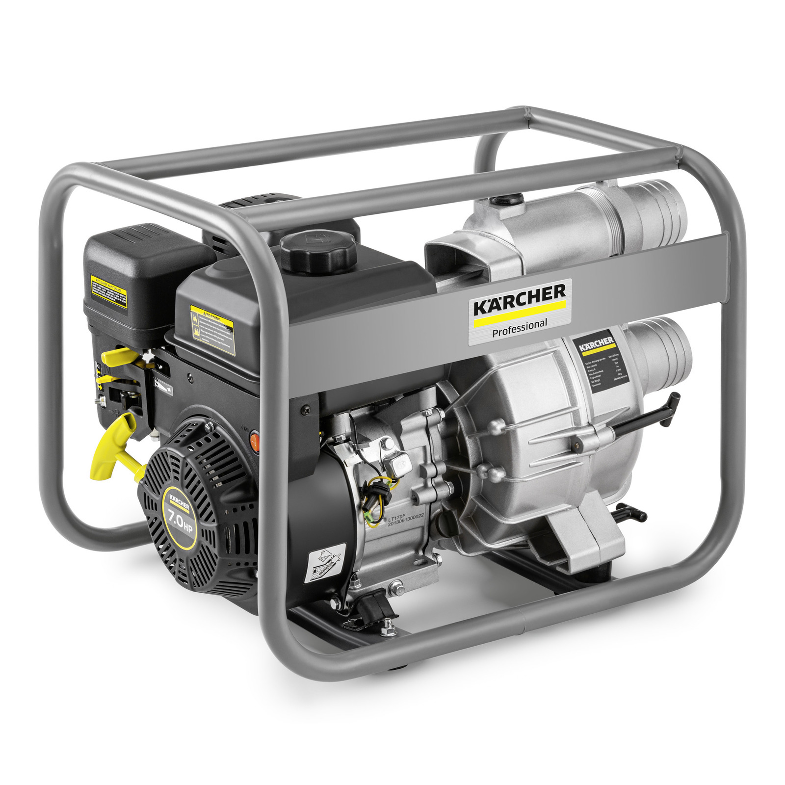 Generators and Waste Water Pumps