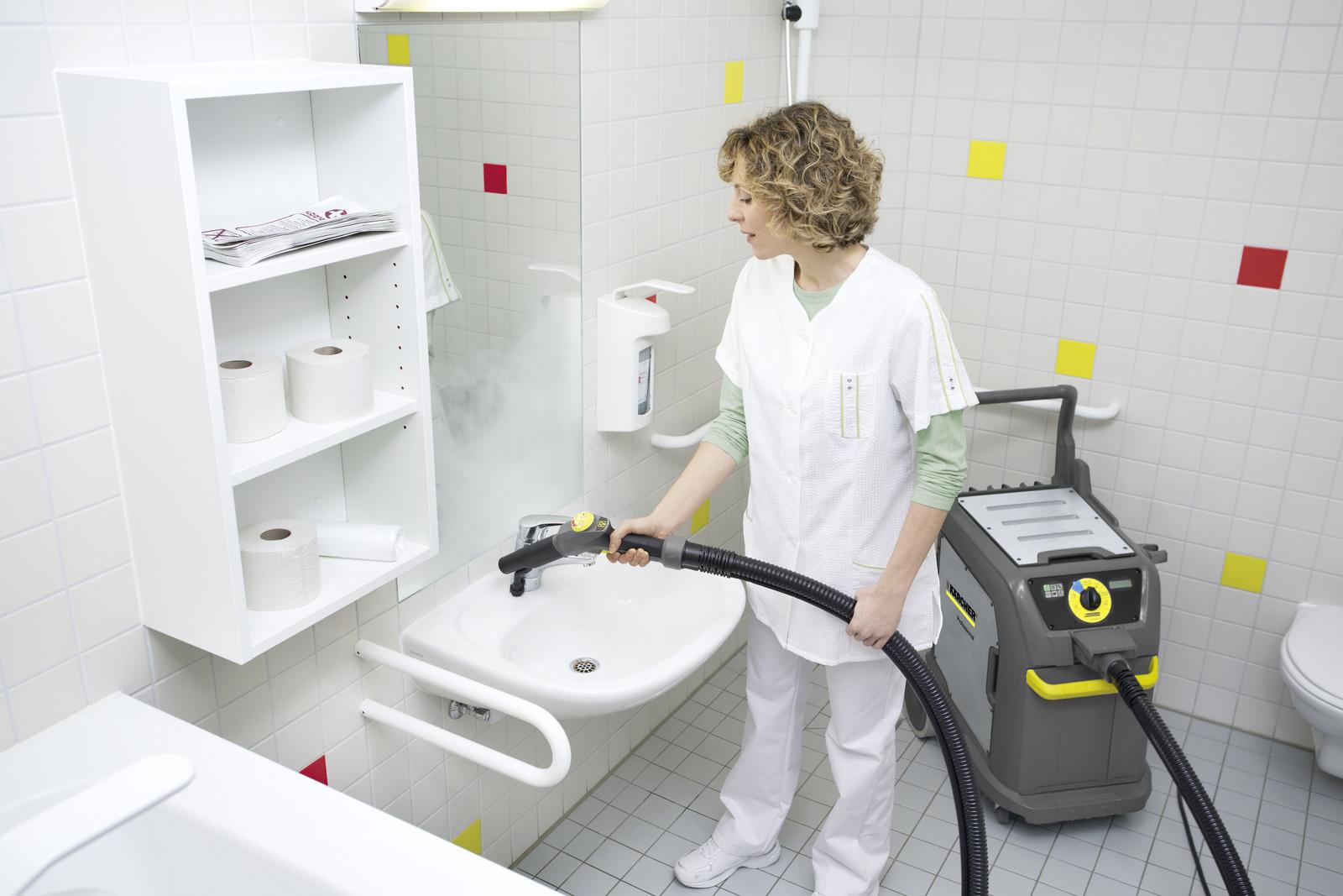 - SGV 6/5 Steam Vacuum Cleaner